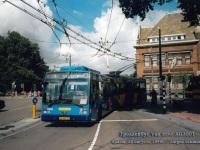 Арнем. Van Hool AG300T №0208