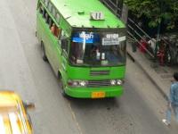 Бангкок. Mercedes O309 11-4132