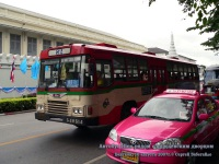 Бангкок. Hino 12-0720