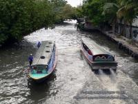 Бангкок. Речные маршрутные такси