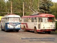 Крым. Škoda 9Tr №5558, Škoda 9Tr24 №7600