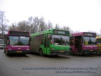Донецк. МАЗ-104.021 003-88EA, МАЗ-105.060 AH0004AA, МАЗ-103.075 AH0068AA