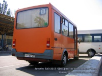 Донецк. БАЗ-2215 AH1887AM
