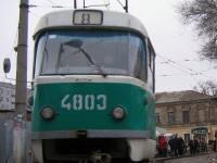 Донецк. Tatra T3 №4803