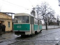 Донецк. Tatra T3 №962