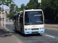 Хельсинки. Volvo B10M AST-209