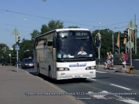Хельсинки. Carrus Star 602 NBC-856
