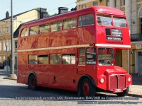 Хельсинки. AEC Routemaster NEL-88