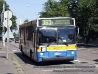 Хельсинки. Volvo B10BLE ZIX-164