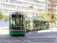 Хельсинки. Variotram №206