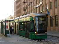 Хельсинки. Bombardier Variotram №220