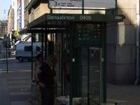 Хельсинки. Остановка Сенатская площадь (Senaatintori)