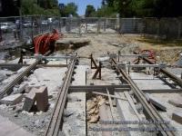 Иерусалим. Строительство на улице Герцеля