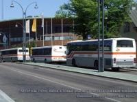 Ювяскюля. Volvo B10M-60 AFA-398, Kabus TC6A4/6450 HTF-614, Scania K113 ZBO-634