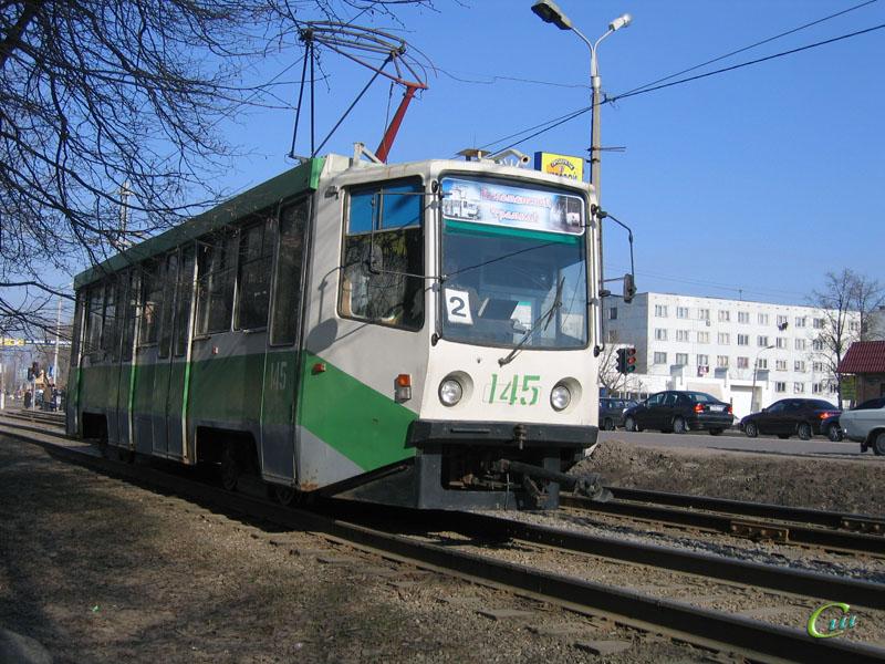 Коломна. 71-608КМ (КТМ-8М) №145