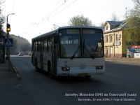 Кострома. Mercedes O345 ее170