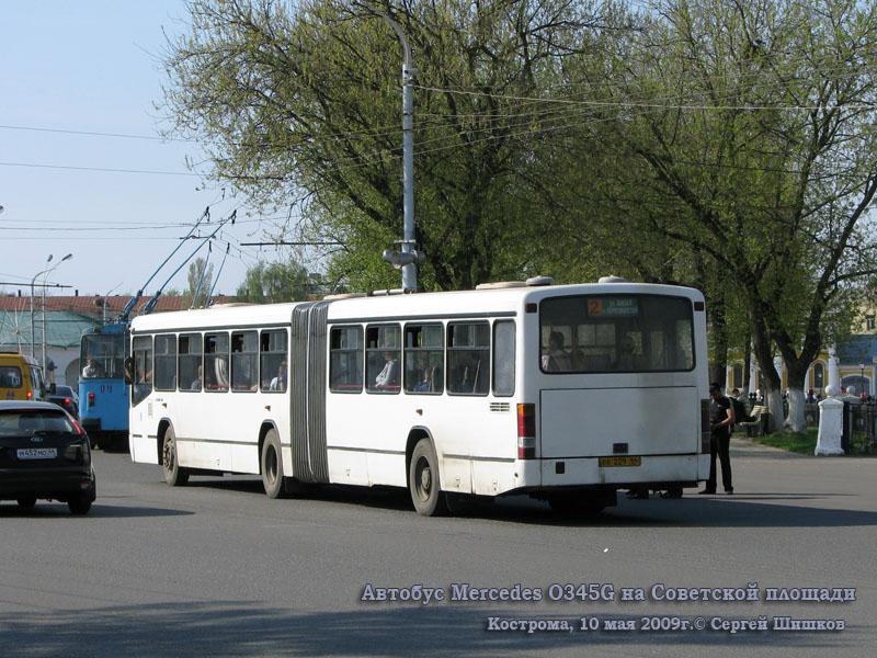 Кострома. Mercedes O345G ее229