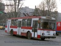 Мариуполь. Škoda 14Tr89/6 №1462