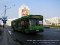 Минск. МАЗ-103 AA4449-7