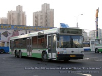 Москва. МАЗ-107.466 вр811