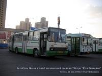 Москва. ЛиАЗ-5256 ак161, Ikarus 280 ак198
