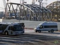 Москва. Neoplan N9112L №616, Ford Transit а959вх