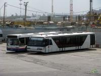 Москва. МАЗ-103 а675вх, Neoplan N9122L №619