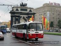 Москва. Mercedes O303 в116мв