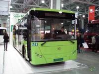 Москва. Трехдверный автобус РоАЗ-5236