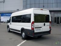 Москва. Автобус Peugeot Boxer