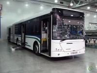 Москва. Автобус НефАЗ-52995