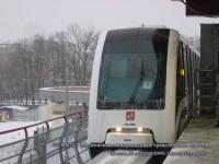 Москва. ММТС - Московская монорельсовая транспортная система