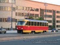 Москва. Tatra T3 (МТТД) №1312