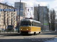 Москва. Tatra T3SU №1536
