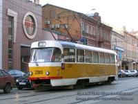 Москва. Tatra T3 №2818