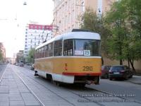 Москва. Tatra T3SU №2910