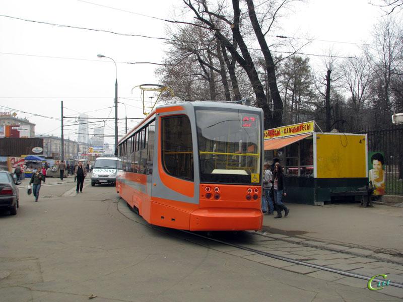 Москва. 71-623-01 (КТМ-23) №3052
