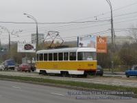 Москва. Tatra T3 (МТТМ) №3348