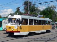 Москва. Tatra T3 №3355