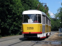 Москва. Tatra T3 №3359