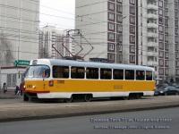 Москва. Tatra T3 №3360