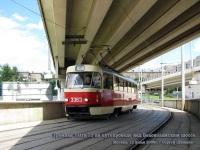 Москва. Tatra T3 №3363