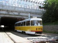 Москва. Tatra T3 №3385