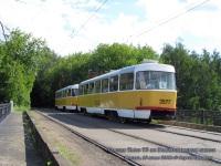 Москва. Tatra T3 №3801, Tatra T3SU №3577