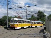 Москва. Tatra T3 №3828, Tatra T3SU №3778
