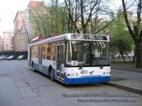 Москва. МТрЗ-52791 №4011