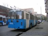 Москва. ЗиУ-682Г-016 (ЗиУ-682Г0М) №4448