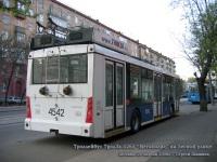 Москва. ТролЗа-5265 №4542