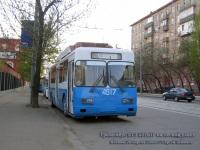 Москва. БТЗ-52761Р №4917