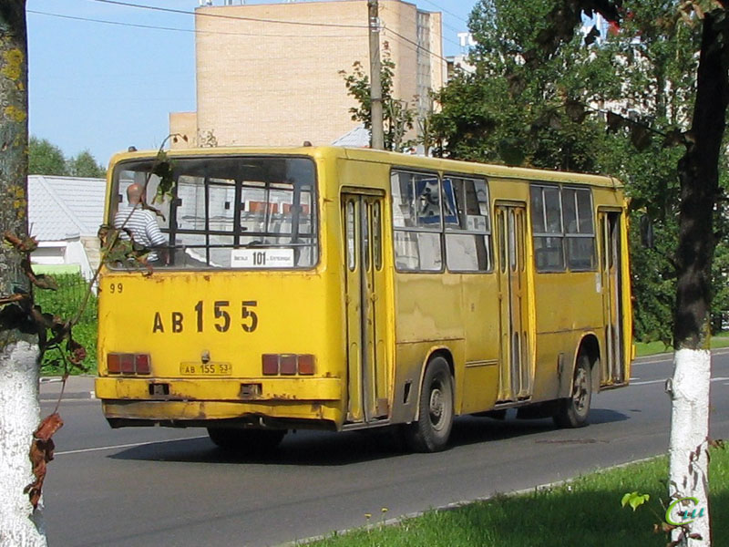 Великий Новгород. Ikarus 260.50 ав155